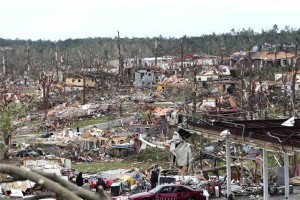 Trip to Alabama: Tornado Relief