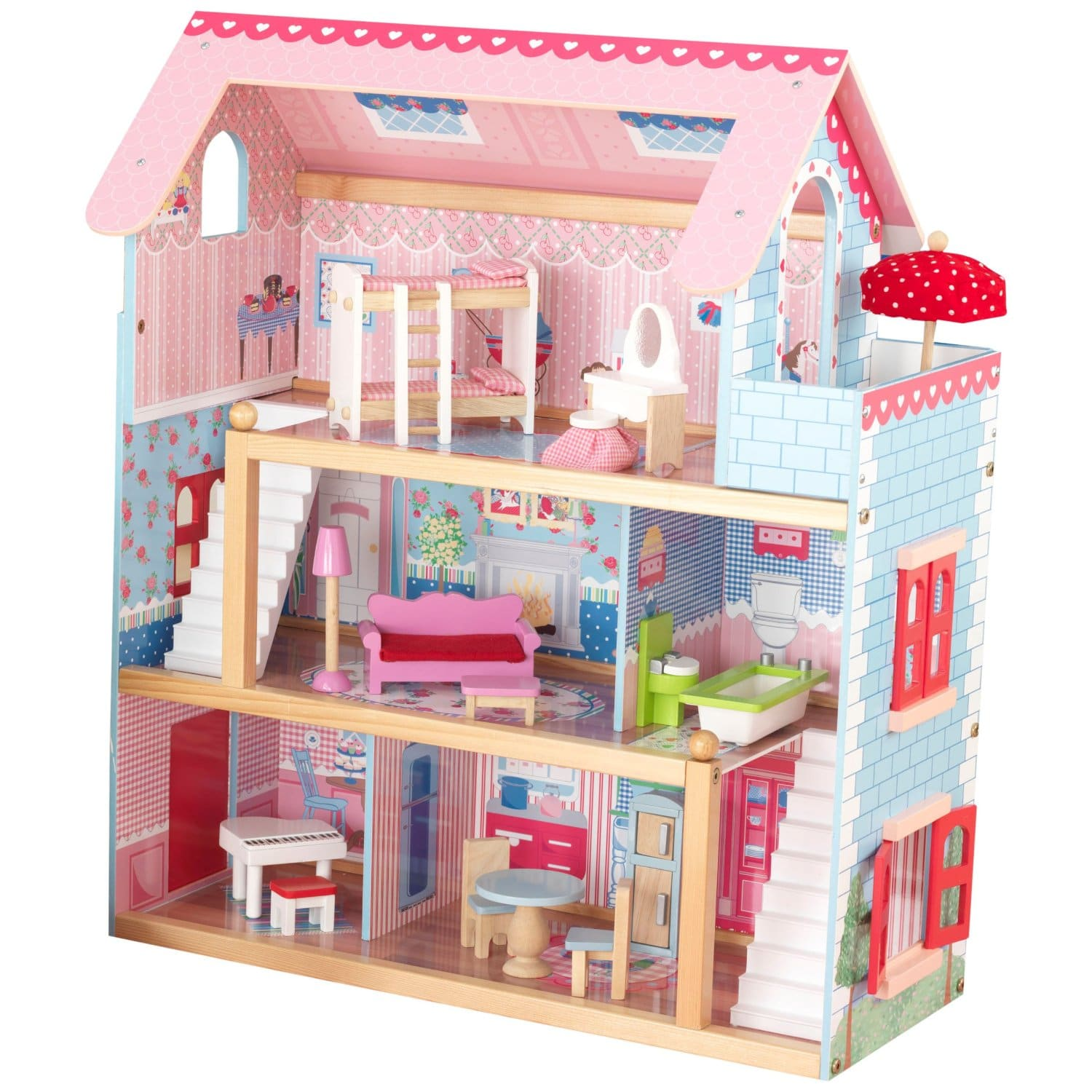 Melissa And Doug Table And Chairs Doll Houses