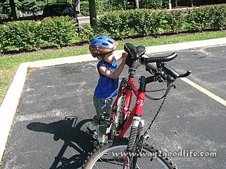 Raising a sensory seeker