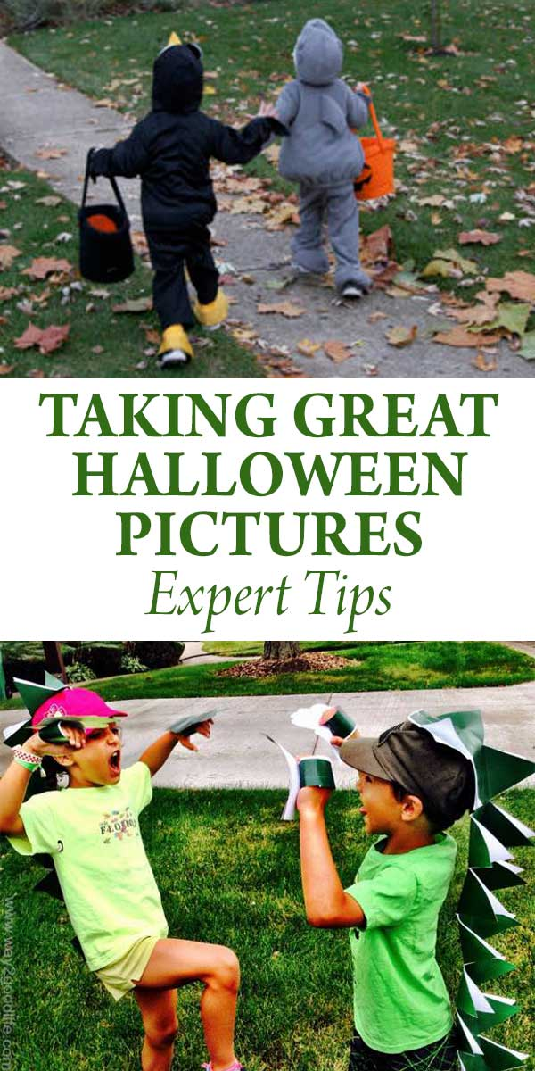 Taking Great Halloween Pictures Expert Tips