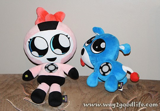 Toys PEP and DOG - Brobo friends
