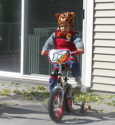 Bike riding safety for kids