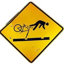 It's not the bike…