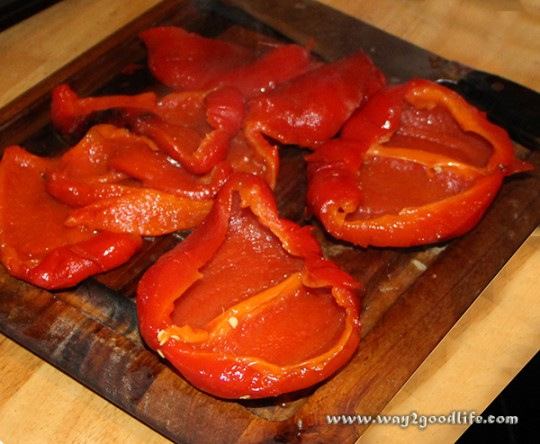 Pepper for Ajvar Paleo Dip