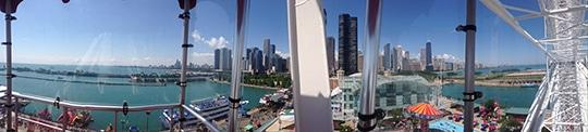 Navy Pier of Chicago