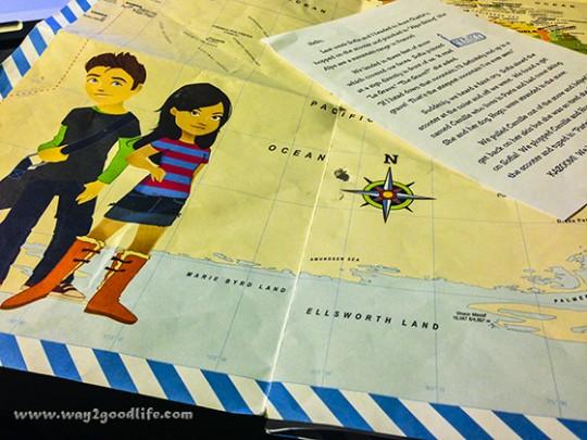 little passports kids fun paris map