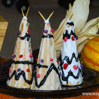Thanksgiving Treats – Simple and Easy: Tepee