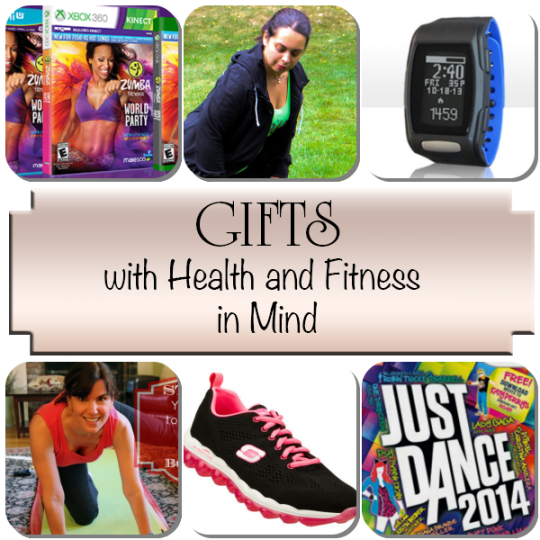Best Health and Fitness Presents 2013