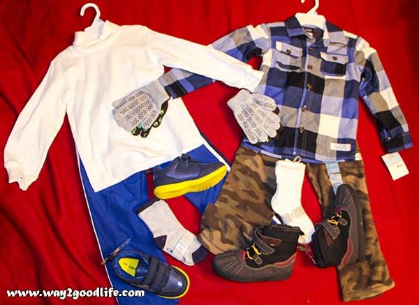 Carter's boys fashion
