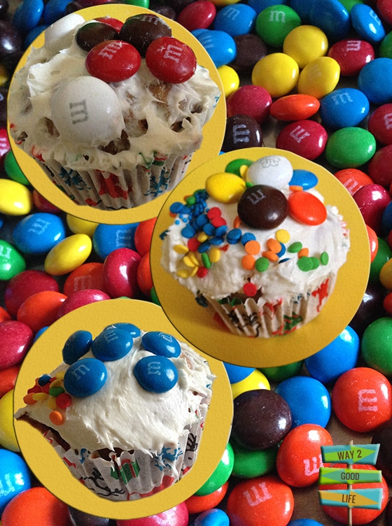 Cupcakes-kids-MnMs2 Pixel art #shop