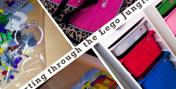 Storing Your Lego Creations
