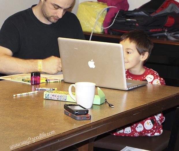Online Preschool Sensory Activities family learning