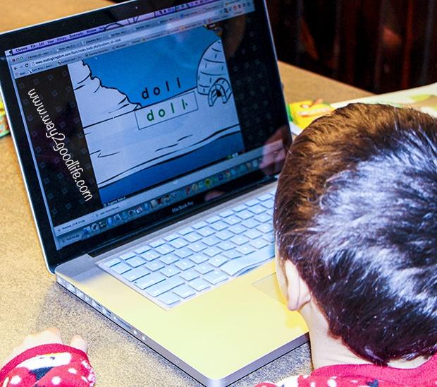 Online Preschool Sensory Activities - srudying
