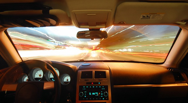view from the car - What is Sensory Processing Disorder?