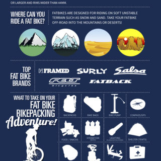 Fat Bikes VS. Mountain Bikes: What's The Difference?