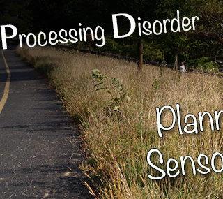 Planning a Sensory Diet
