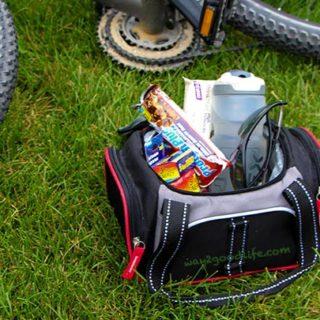 Packing My Bike Bag
