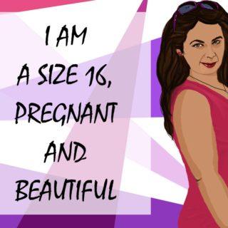 I am Pregnant – Not Fat