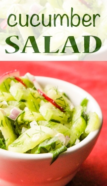Extremly simple to make salad that will give you the fiber you need