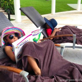 Our All Inclusive Family Vacation