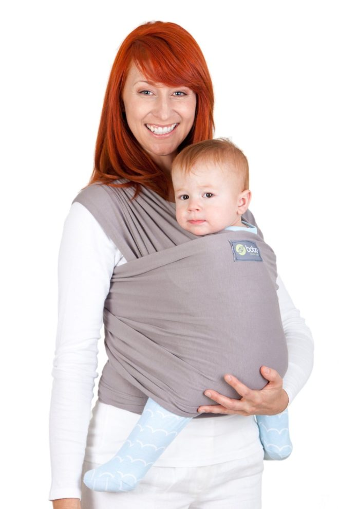 Gift Ideas for New Moms Guide: Baby Wrap