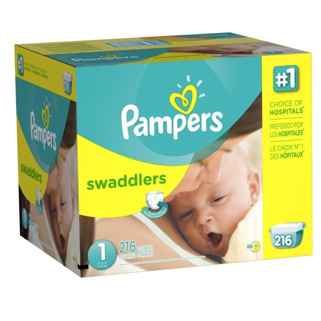 Gift Ideas for New Moms Guide: Diapers
