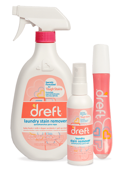 Gift Ideas for New Moms Guide: Dreft Laundry Stain Remover