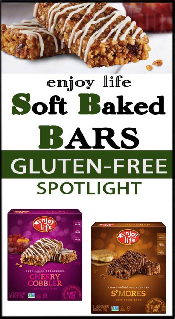 Enjoy life bars gluten free