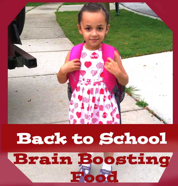 you might be worried that your kids spent too much jumping around over the summer and forgot some of the school basics they should know. This might be the best time to look for some back to school brain boosting food and lucky you we have all the best food to make your child alert and ready to battle another school year