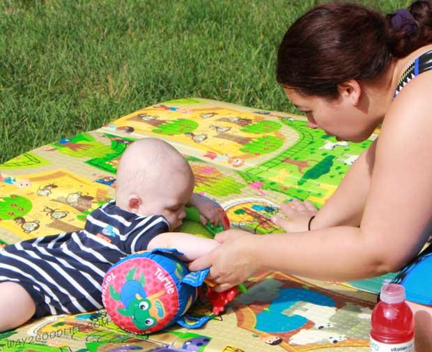 babysitting for family holiday budget