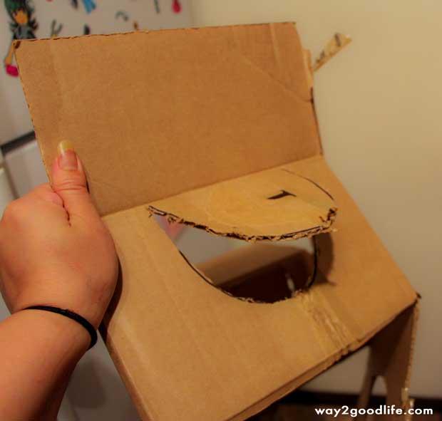 Box Trolls Halloween Costume DIY in a making: Box-Trolls-Cutouts-for-arms