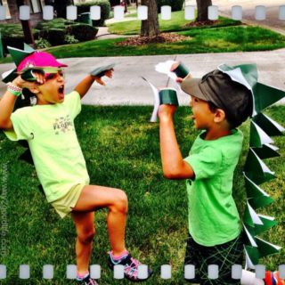 Best DIY Halloween Costumes – Dinosaurs Alive!