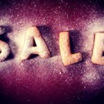 Sale-sign-baked