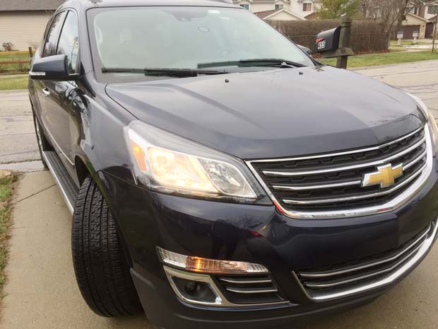 Chevy-Traverse