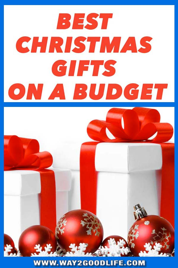 Christmas gifts inexpensive ideas for moms. Most of the time I start a new year broke, because I overspent (again) on Christmas gifts. NOT THIS TIME