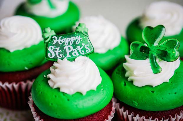 St-Patrick's-Day-Cupcakes