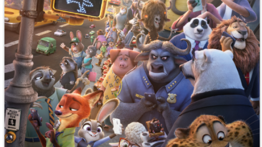 It's a ZOOTOPIA Out there!