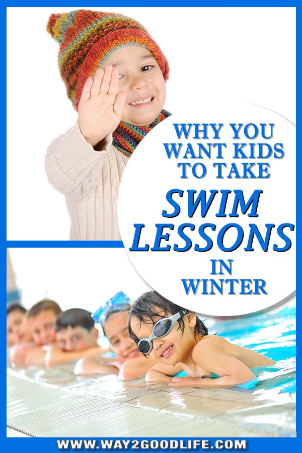 Having your doubts about Swimming Lessons for Kids in Winter? We explain our angle and sharing an surprising reason my son doesn't have ear infections anymore