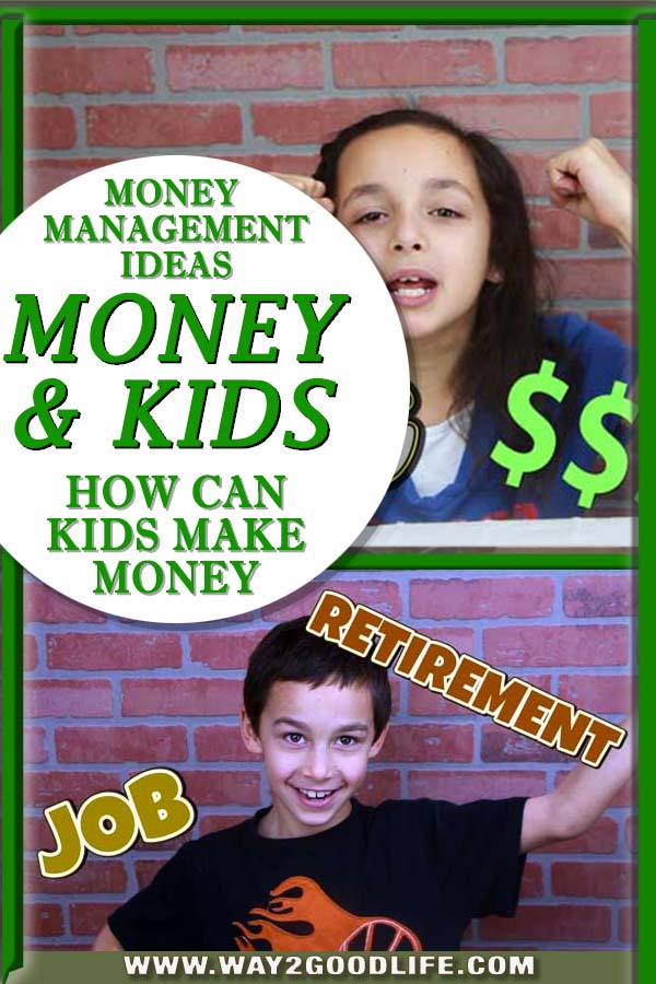 Everyone loves money, but money seems to be attracted more to some people more than they do to others. Well, I am here to tell you that it all starts with financial education and the earlierin life we learn these things, the better off we are going to be in life. My older kids are 9 and 7, and I think this is the right time to start educating them about finances – as long as we put it in the language they can understand. #money #parenting #Way2GoodLife #budgeting