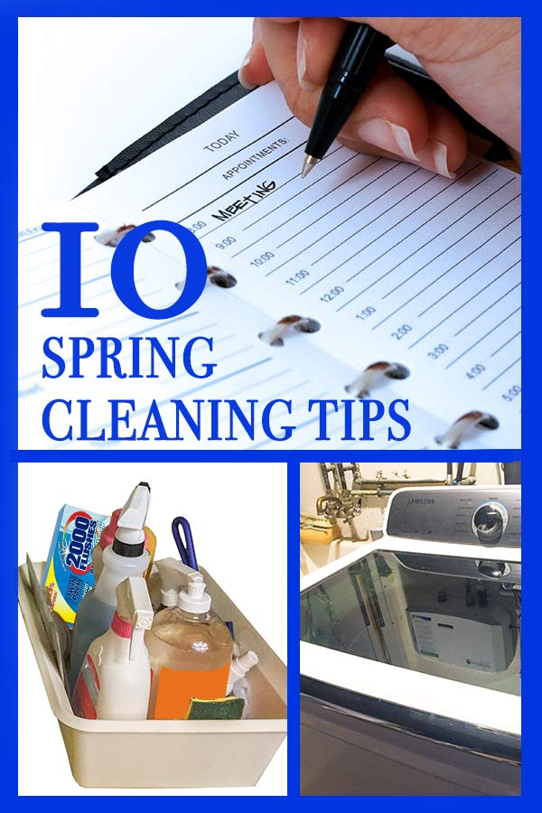 We know you are very busy, so we came up with 10 SPRING CLEANING TIPS FOR THE WHOLE HOUSE that make a difference! #sponsored #Way2GoodLife #Clean360 #springcleaning @cleaningtips