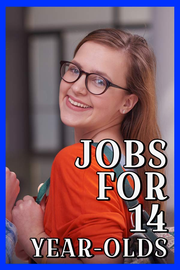 There are so many ways for teenager to earn money but can your kids 14 and under find a job #jobsforkids #teenjobs #way2goodlife