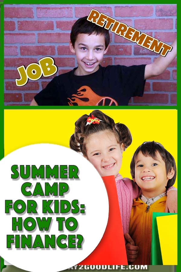 Summer Camp For Kids: How To Finance? Tips and Ideas - Useful tips to help you finance your child's summer camp!