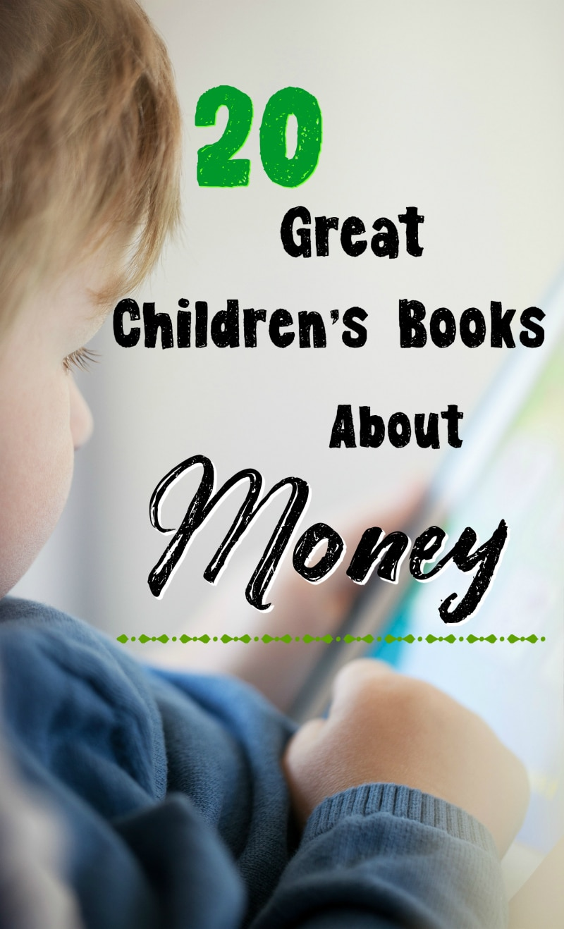 Don't miss these Finance Books You Should Read With kids and how they can make a difference in your kids money management!