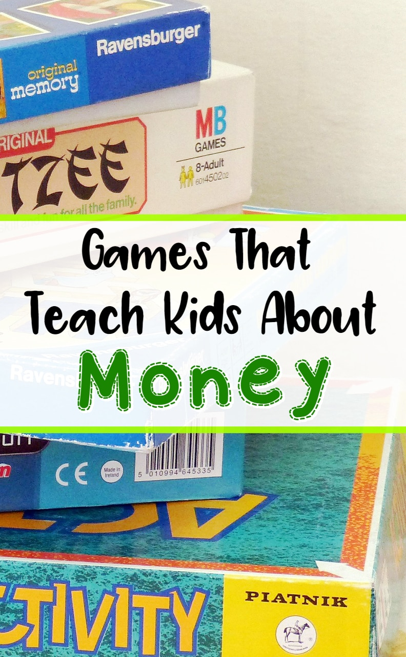 Teach Kids About Money with this list of amazing games! From classics you know and love to fun new ideas, they can easily learn financial freedom with play!
