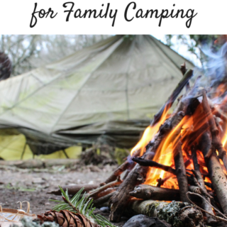 The Ultimate Camping List For Families