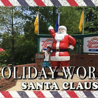 Santa Claus, IN – Holiday World