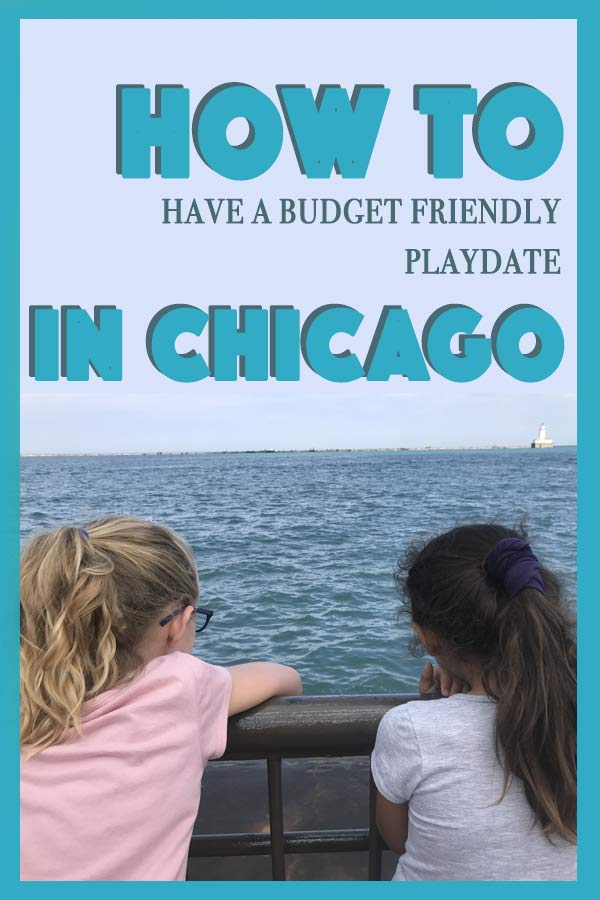 Budget friendly playdate at the Navy Pier in Chicago