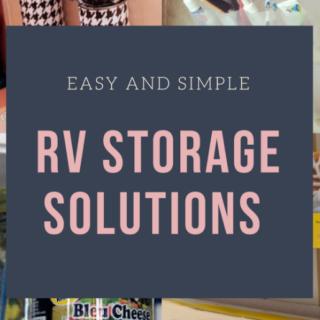 12 RV Storage Ideas You'll Love