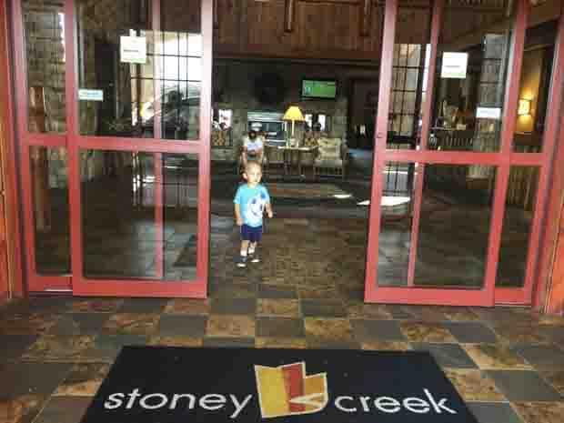 Weekend Destination Quad Cities Stoney Creek Hotel Printable Travel Card