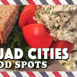 Hungry in Quad Cities? Check out These Food Spots! + Printable Travel Card